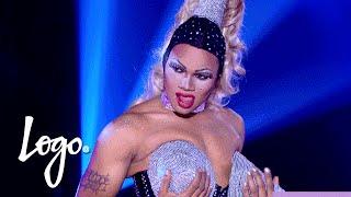 RuPaul's Drag Race (Season 8 Ep. 5)   Snatch Game!! w/ Guest Judges Gigi Hadid & Chanel Iman   Logo