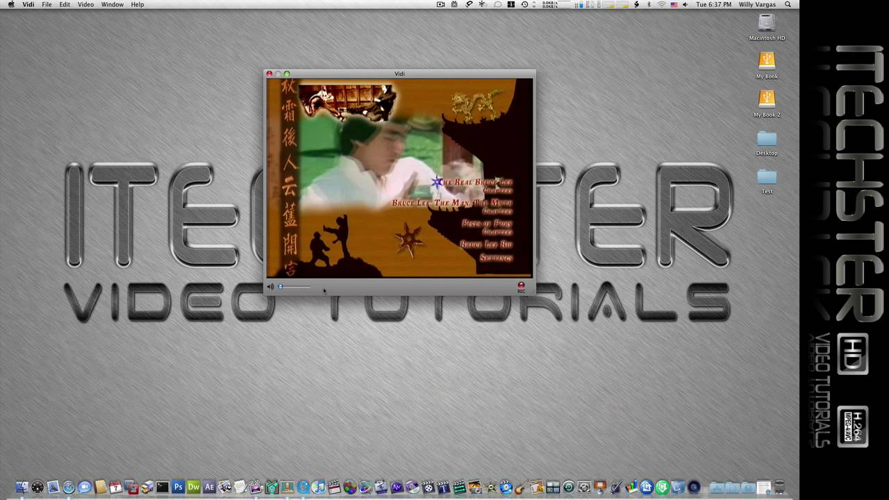 MAC: Firewire Capture Software - YouTube