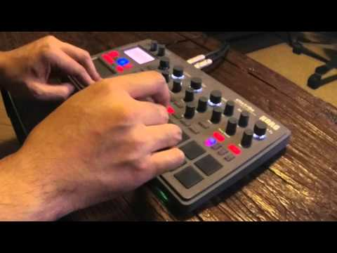 KORG electribe Vol.1 Demo Performance