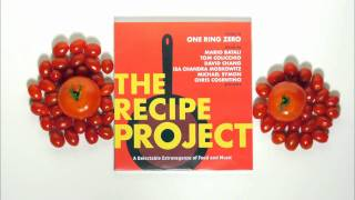Book Trailer for THE RECIPE PROJECT