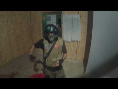 Tony's helmet cam on 9 17 17 at Airsoft Arena Milwaukee, WI TTT Round 2 Detective