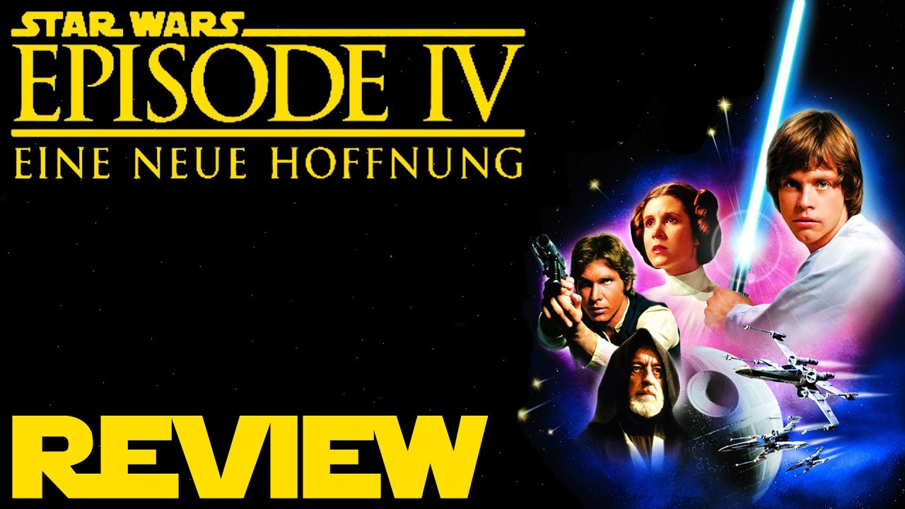 Star Wars Episode 4 Eine Neue Hoffnung Review Youtube