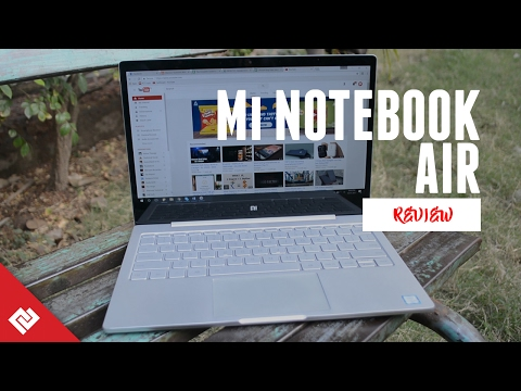 Xiaomi Mi Notebook Air 12.5'' Review: Best midrange Windows 10 ultrabook?