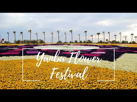 Yanbu Flower Festival 2017