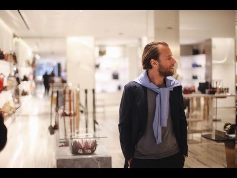 A Quality Cut: P. Johnson Tailors | Barneys New York