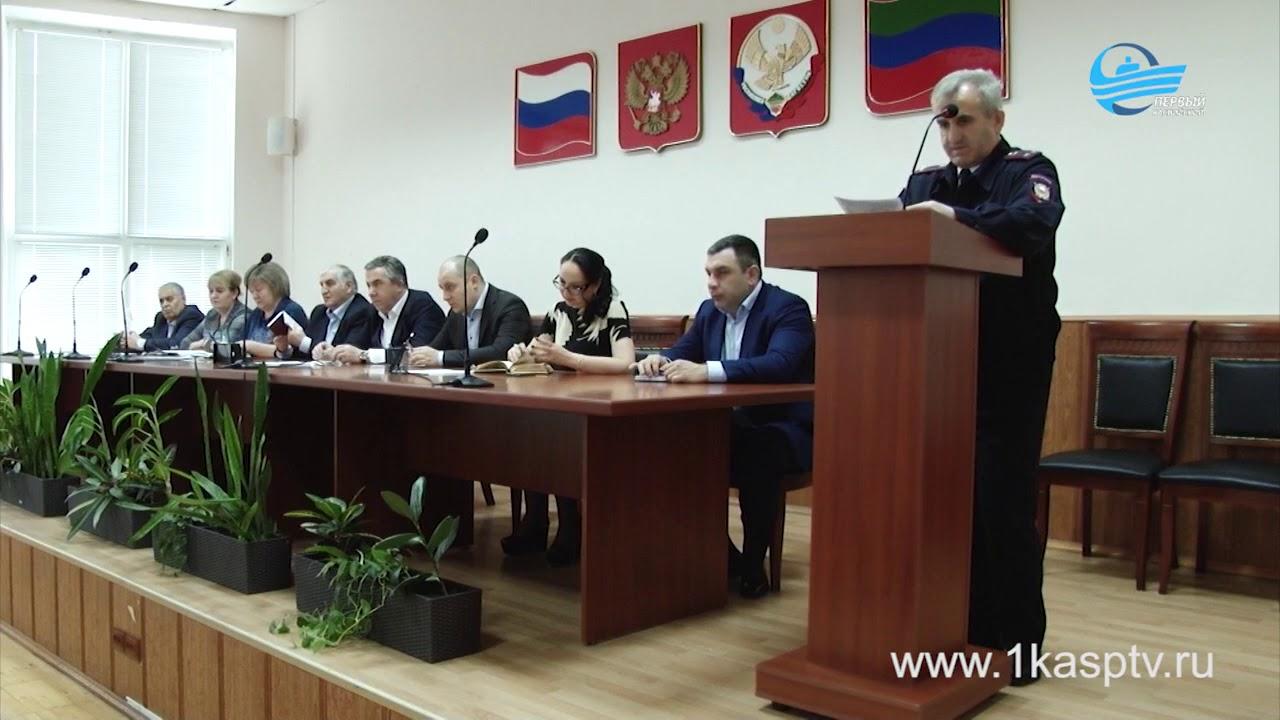 Итоги недели подвели на аппаратном совещании в городской администрации