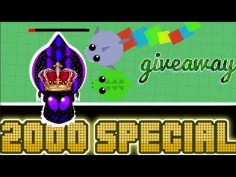 mope.io//pllexx h20//2000 sub special//amazing mope skin giveaway//