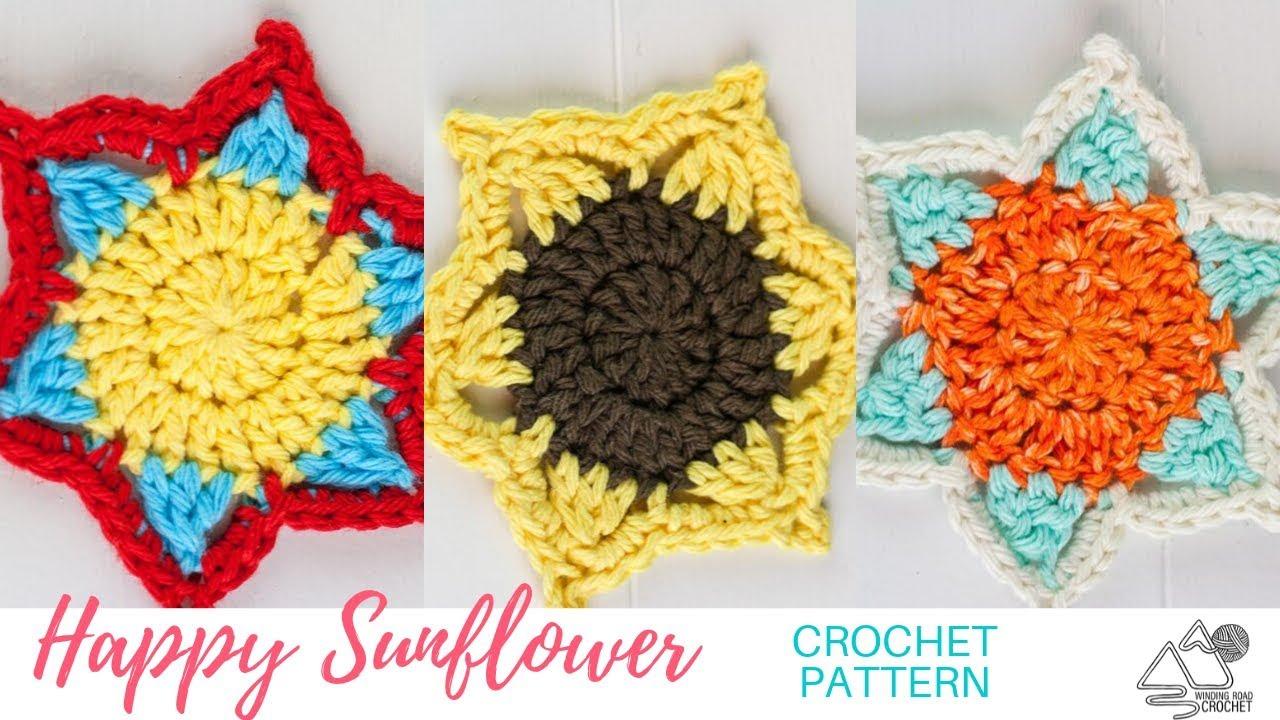 "Amigurumi – Crochet Small Sun ""Sunshine"" - premium & free patterns ... | 720x1280"