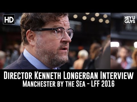 Director Kenneth Lonergan Interview - Manchester by the Sea LFF Premiere