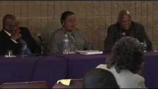 The Black Arts Movement in the Broader Legacy of the Civil Rights Movement: Question and Answer Portion of Symposium