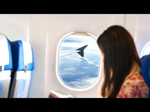 Why Airplane Window is Round ? [Malayalam] mostv