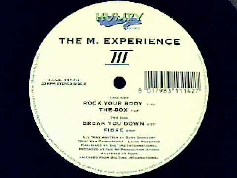 The M. Experience III -The Box