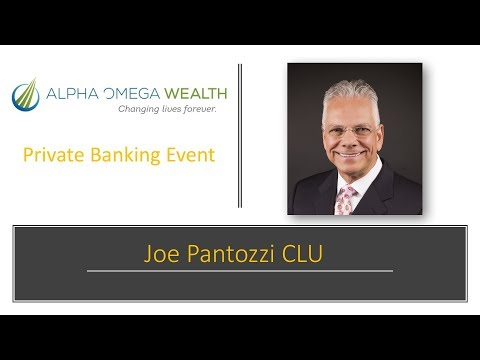 Joe Pantozzi | Private Banking Seminar