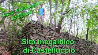 Sito megalitico di Castelluccio - Tesori archeologici dell'Ossola