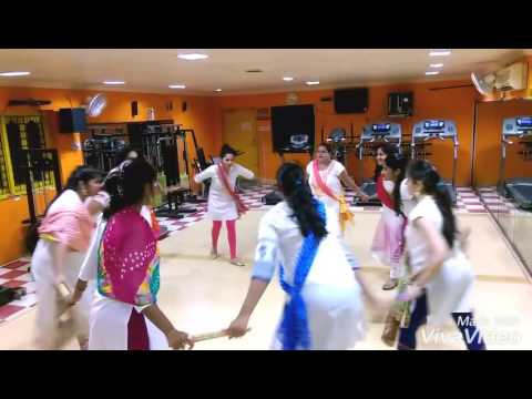 Rangeela maro dholna| Dandiya style| dance choreography