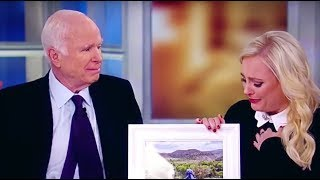 Meghan's Powerful Eulogy For Her Father John McCain | The View