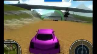 3D Unity Araba Oyunu - 3D Oyunlar