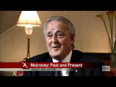 Brian Mulroney: Past and Present