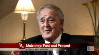 Brian Mulroney: Past and Present