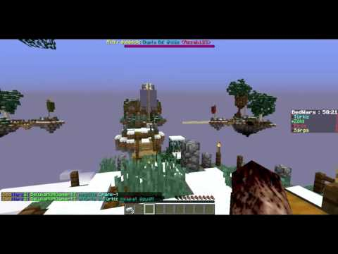 MesterMC---Bed Wars--FLY HACK-SPEED HACK