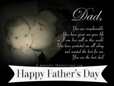 Fathers Day Messages Idea Youtube