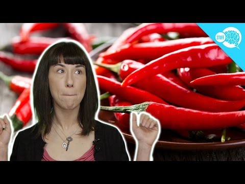 Why Does Spicy Food Make Your Nose Run?