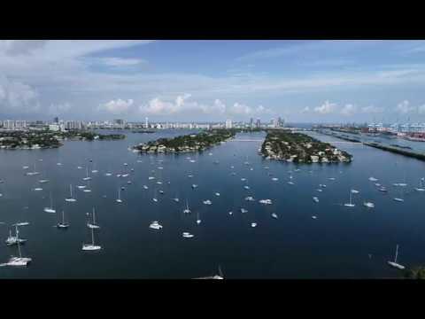 Miami Downtown P4P V2.0 Aerial Study