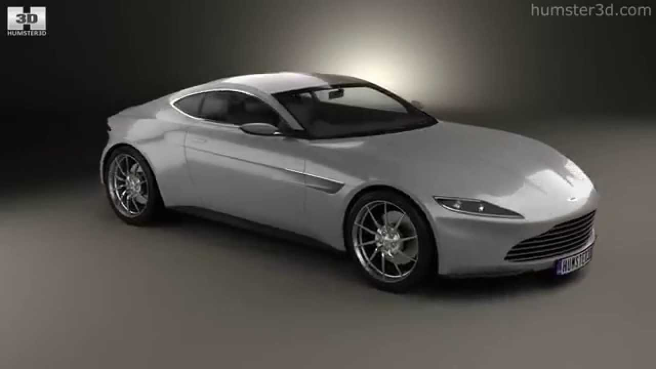 Aston Martin Db10 2015 By 3d Model Store Humster3d Com Youtube
