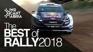 THE BEST OF RALLY 2018 | Lo mejor del 2018 | @WRCantabria