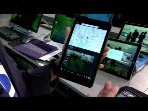 Windows 10 di Perangkat Tablet Berlayar Kecil?