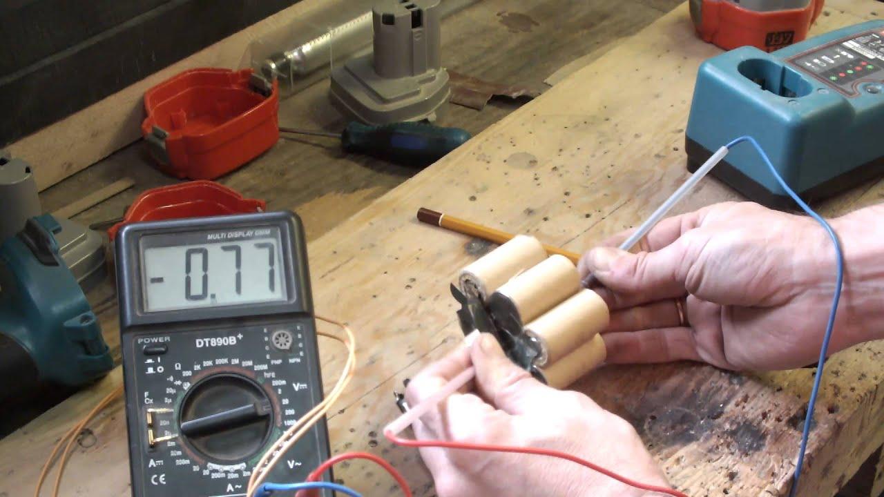 практика аккумуляторы для шуруповерта инструкция по зарядке
