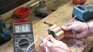 Как перебрать аккумулятор шуруповерта.(, 2014-06-29T14:12:29.000Z)