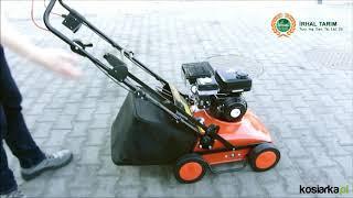 Pubert Cesar 45P R180 Çim Havalandırma Makinası