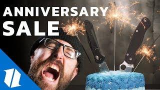 Blade HQ 15th Anniversary Sale | Knife Banter Ep. 44