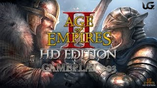 Age of Empires II HD- Age of Kings #3 Gameplay- Remenber the 90's