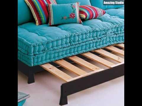 Marokkanische Möbel Blaues Sofa