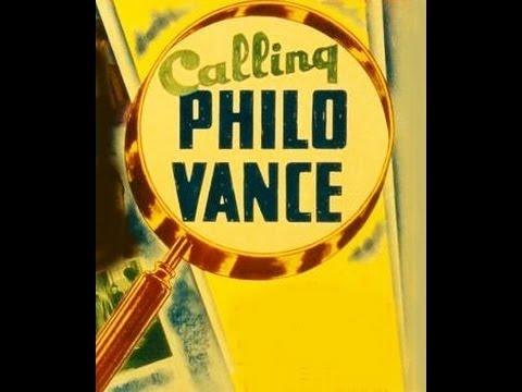 "Philo Vance - ""Butler Murder Case"" 02/15/49 [HQ] Old Time Radio/Detective"