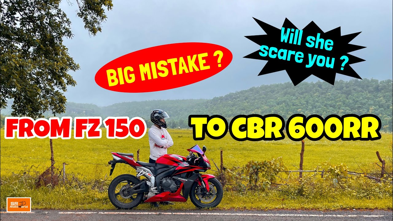 Bad idea to jump from 150cc to 600cc Supersport ?