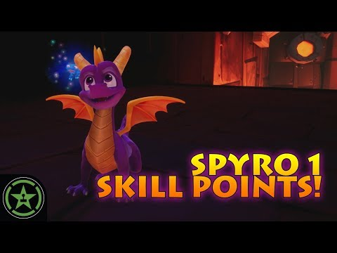 Spyro Reignited Trilogy - All Spyro 1 Skill Points Guide