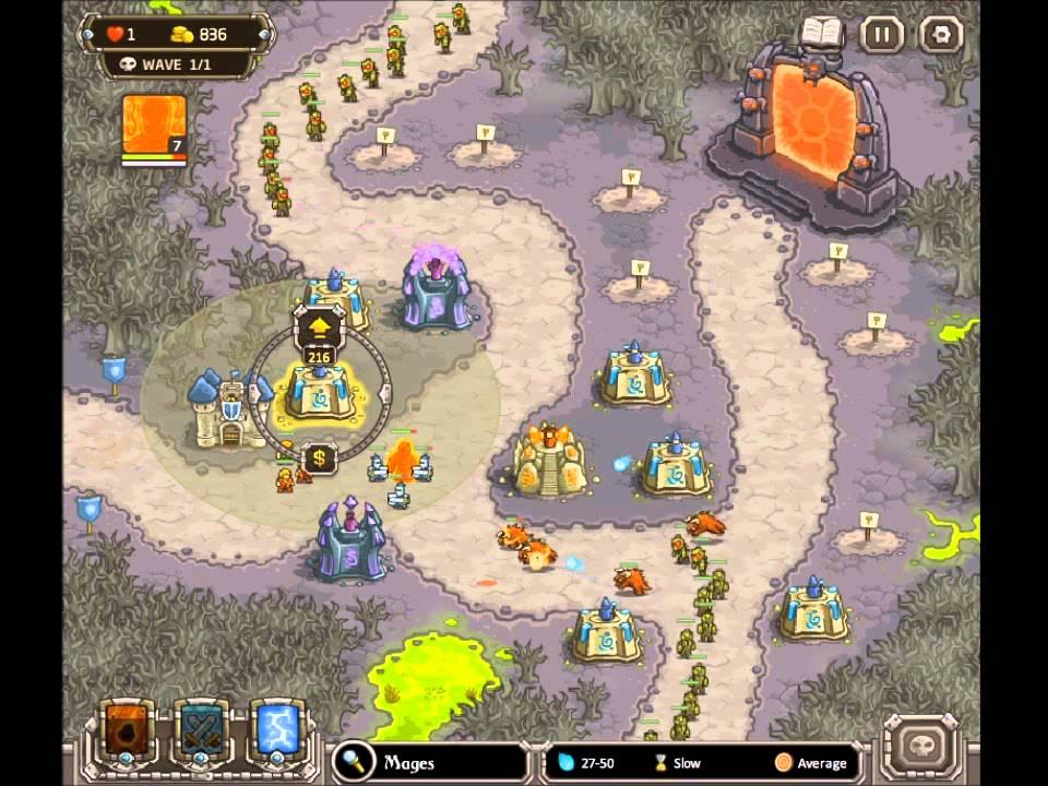 Kingdom Rush Rotten Forest Iron V1 12 Doovi