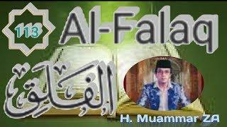 Surah Al Falaq Dan Terjemahan yang Merdu H  Muammar ZA