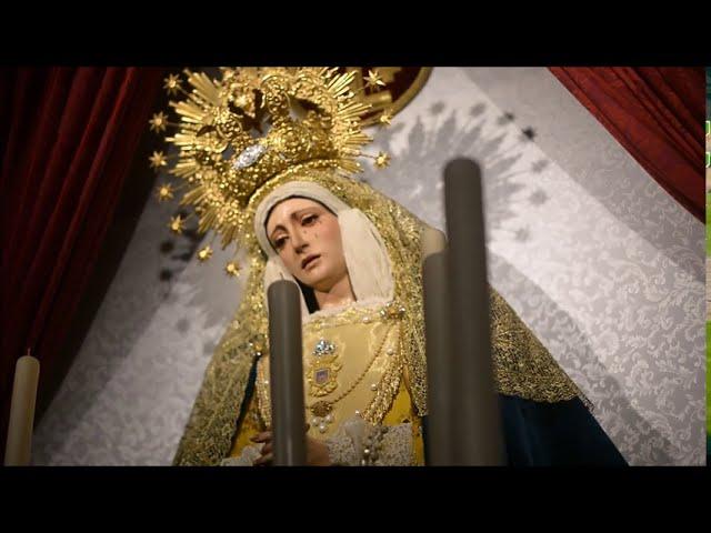 LA LINEA COFRADE. Cultos Internos Reina de los Ángeles 2020
