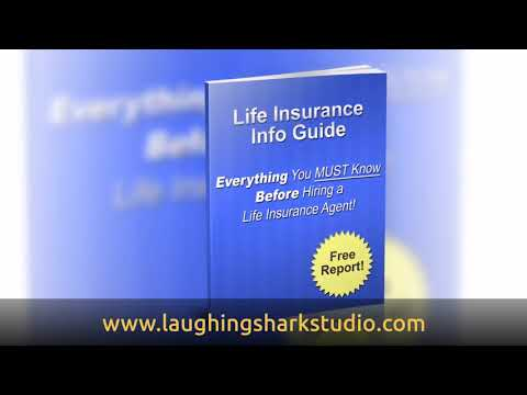 Life Insurance Powerpoint Explainer Lead Generation Marketing Video America USA Voice Over