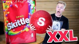 GRÖßTER Skittles der WELT ! 😱 24.000 KALORIEN / 5 KILO II RayFox