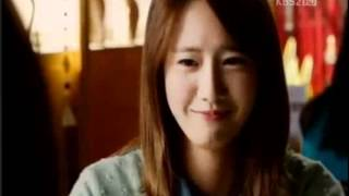 Love Rain ep 19- Lunch time - Hana (Yoona) & Jun (Jang Geun Suk) Restaurant Scene