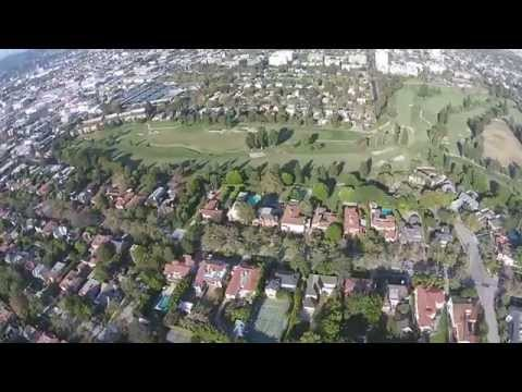 Wilshire Country Club By Drone