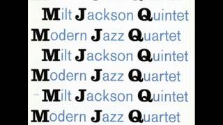 The Modern Jazz Quartet - Vendome (1952) Personnel: Milt Jackson (v...