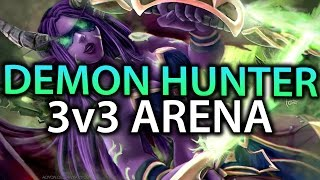 Demon Hunter - 3v3 Arena #5
