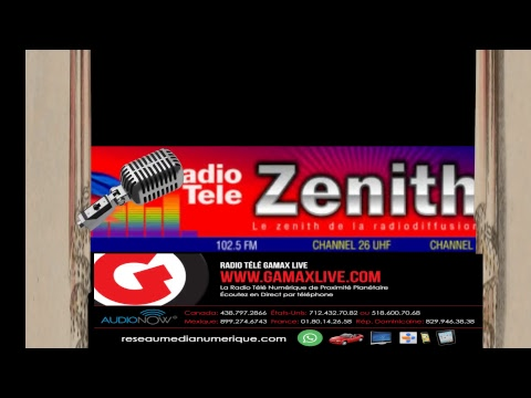 radio tele zenith fm