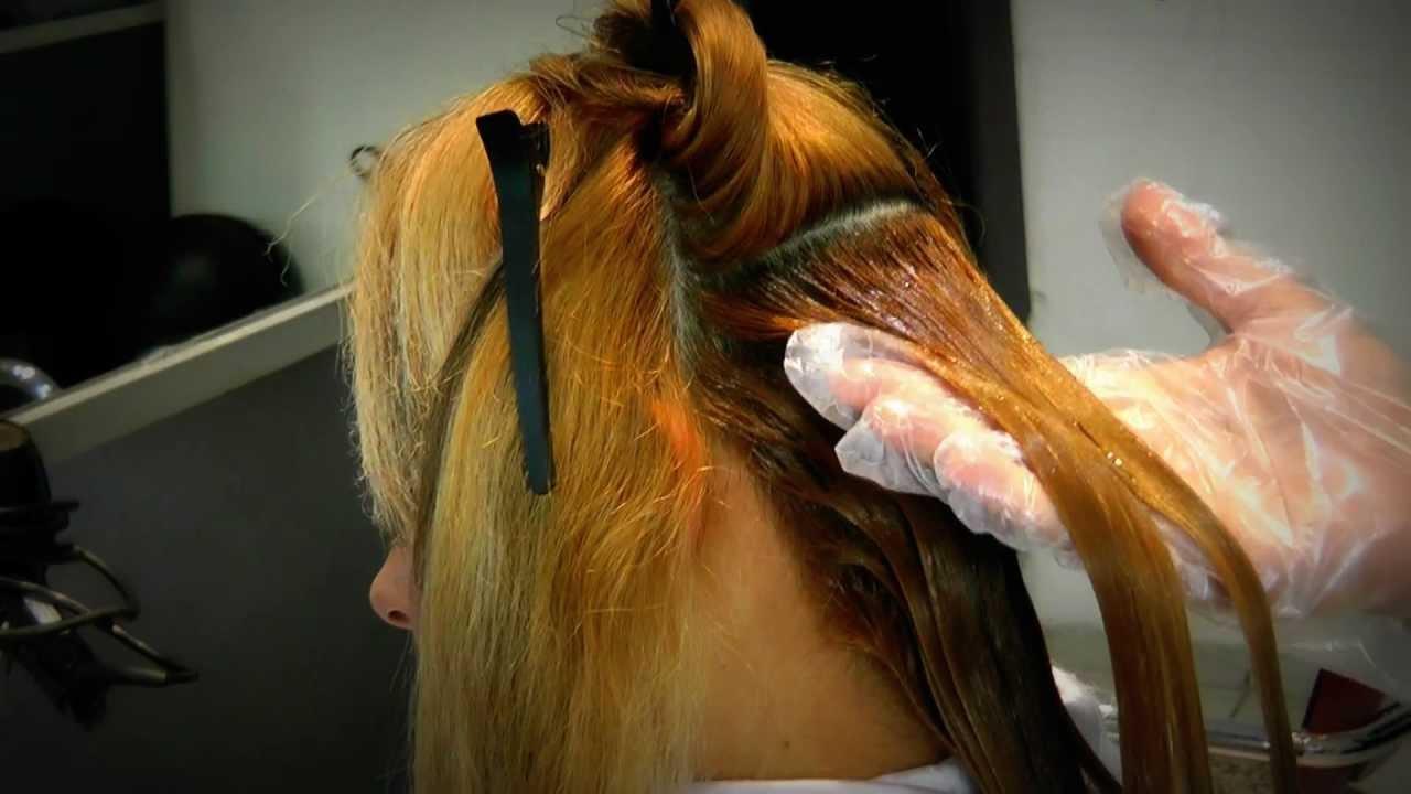 Kreatin hårbehandling